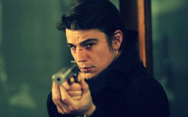 Lucky Number Slevin. Loved Josh Hartnett and Lucy Liu in this movie!