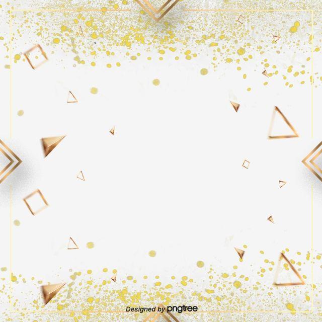 Borda Dourada Criativa De Moda Originalidade Decorar Dourado Imagem Png E Psd Para Download Gratuito Abstract Artwork Creative Abstract