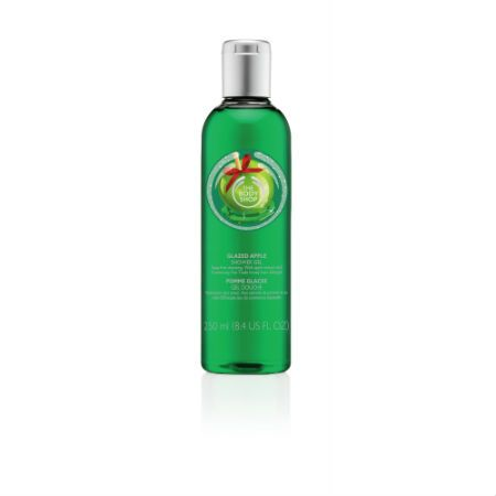 The Body Shop Limited Edition Glazed Apple Shower Gel