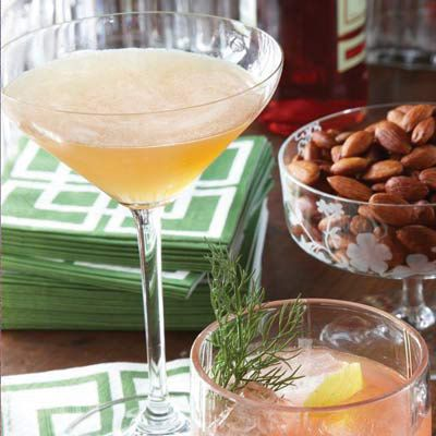 The classic cocktail is a must on New Year's. Get the recipe from Delish.   - Delish.com