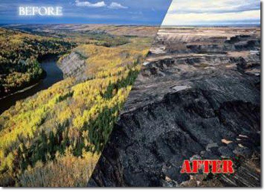 Alberta Oil Tar Sands