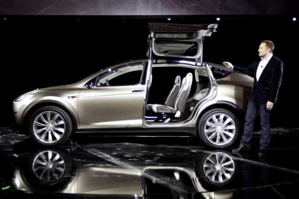 Tesla Motors receives 10 million grant from California to build Model X Electric SUV