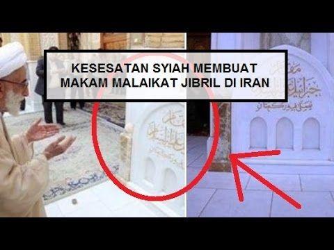 Astagfirullah !!! Syiah Membuat Makam Malaikat Jibril Di Iran