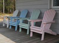 Adirondack in pastel