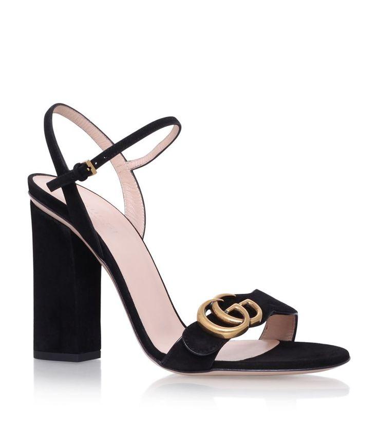 Gucci Marmont Sandals 105| Harrods.com