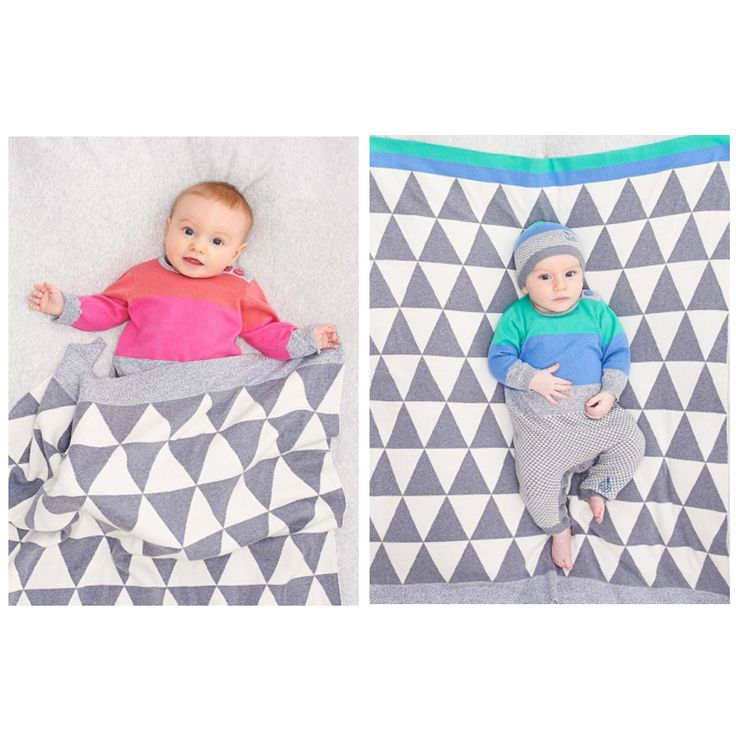 A luxury knitted 100% cotton baby blanket/shawl, super soft and machine washable! http://babyglitter.gr/4765-paidikh-koyberta-trigwna-mple.html