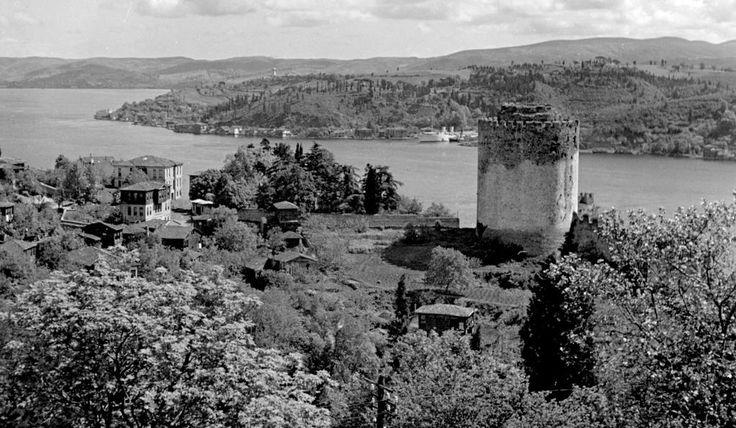 Rumeli Hisarı (1936) #Sarıyer #istanbul
