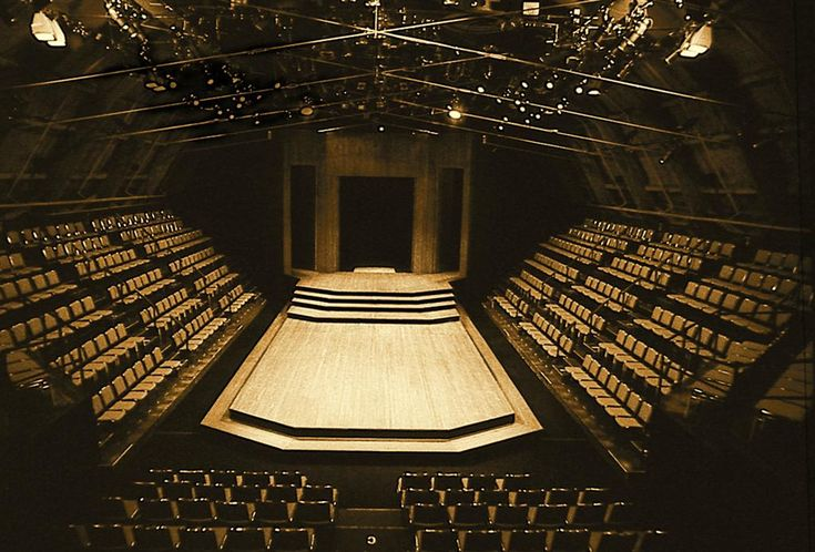 Types Of Stages A Thrust Stage Is A Stage That Extends