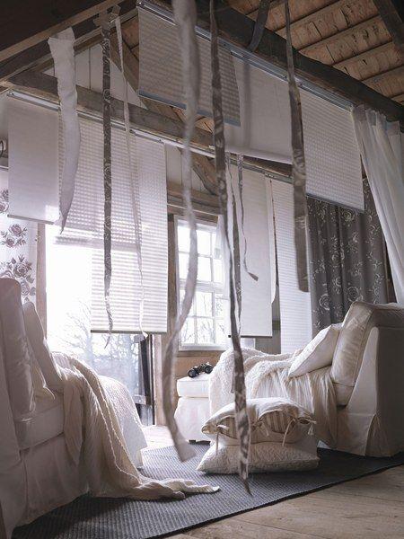 Panneaux japonais Ikea - Chambre zen: je m'aménage une chambre zen - aufeminin.com