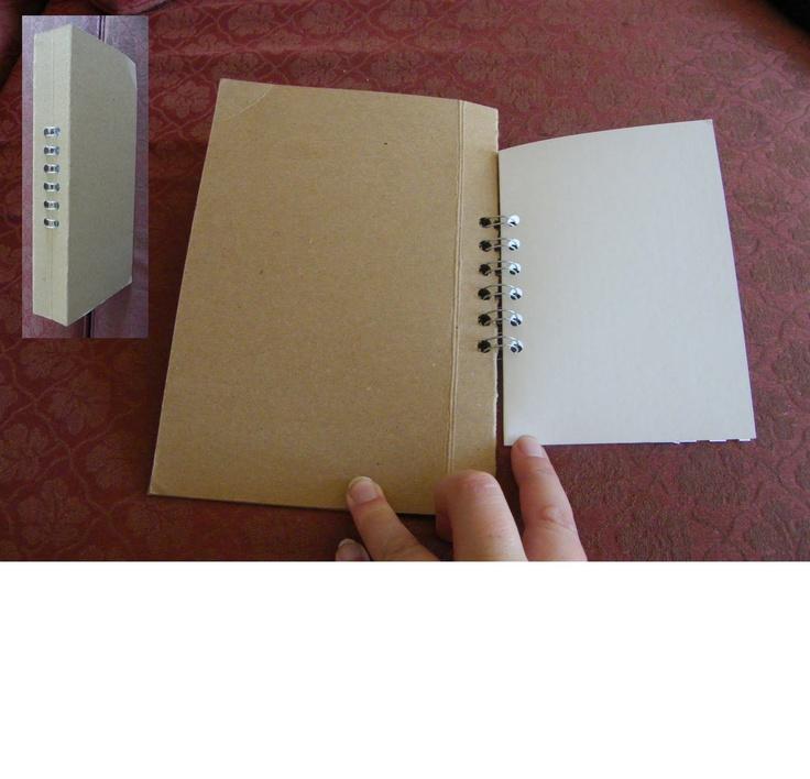 Cinch Binding Tool -- Method For Creating Books With