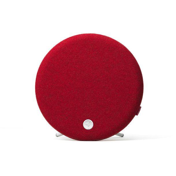 Libratone Loop Raspberry Red