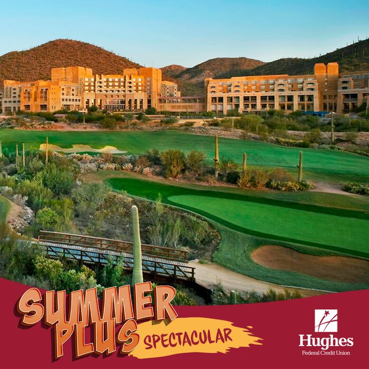 GIVEAWAY🏜 Hughes Federal Credit Union's Checking PLUS