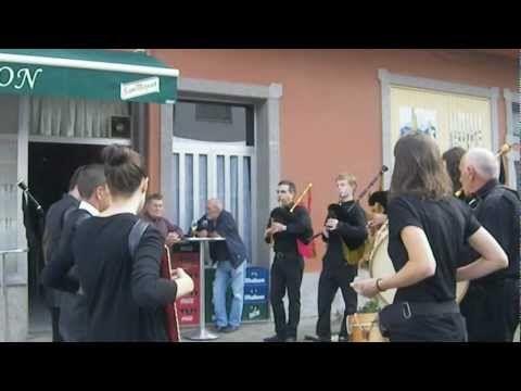 ▶ Escuela de música de A Pontenova 12.10.12 - YouTube
