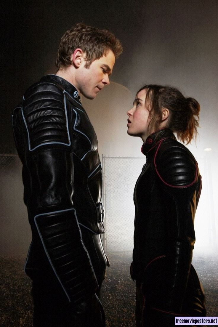ellen page on set of xmen days of future past  | Men: The Last Stand (2006) poster - FreeMoviePosters.net