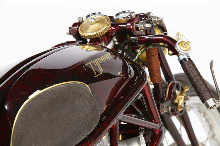 Ducati 900ss:: Typhoon:: Old Empire Motorcycle   8negro