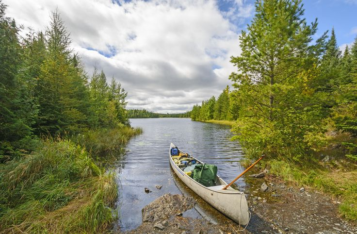 How to pack for a canoe trip