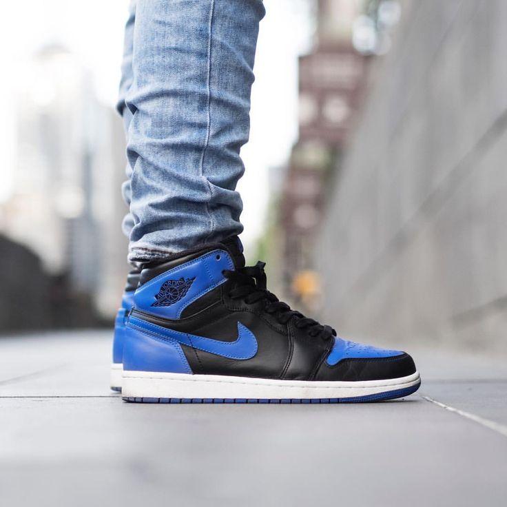 Nike Air Jordan 1: Royal (2013)