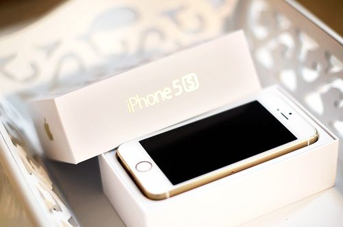 gold iphone 5s.... now on my bucket list!!!!