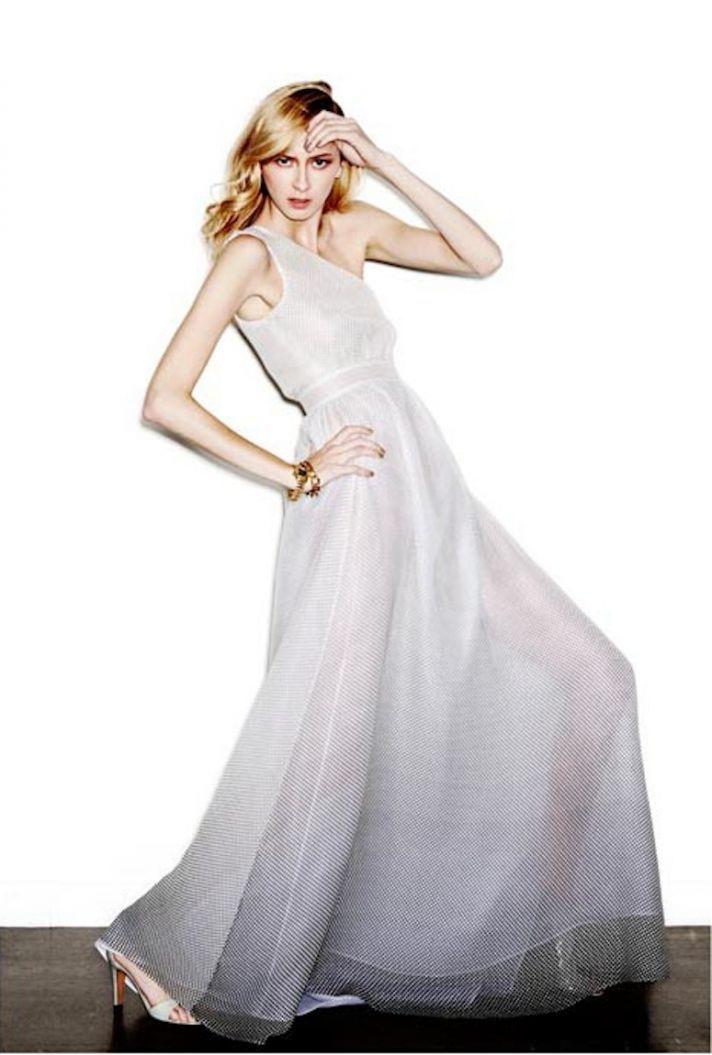 Fresh  Wedding Dresses for the Edgy Bride