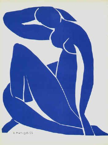 """Matisse, """"Art should be like a great armchair, something you relax and sink into."""""""