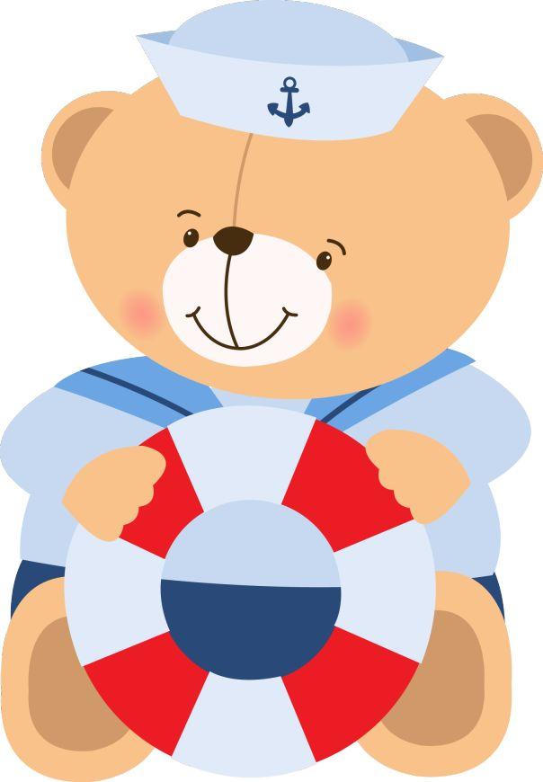 ursinho marinheiro png - Pesquisa Google