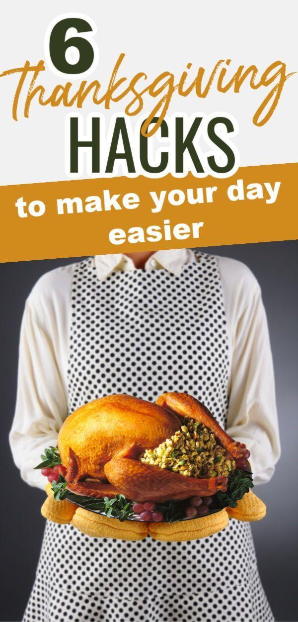 6 Thanksgiving Hacks In 2020 Thanksgiving Hacks Thanksgiving Food