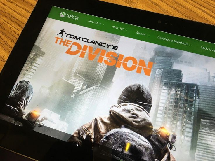 Tom Clancys The Division hits Xbox One pre-order status