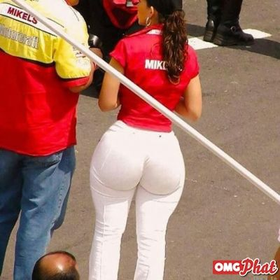 Big Latina Ass Sexy
