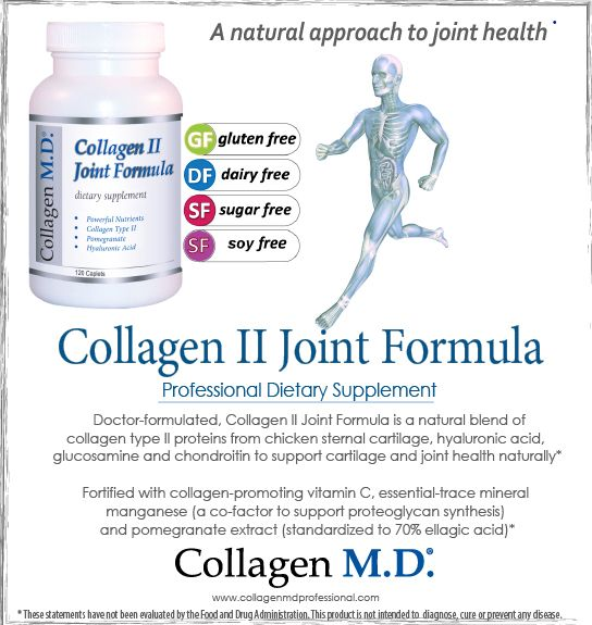 In the body, hyaline cartilage is the most common type of cartilage that's a compressed type of connective tissue with supple and slightly elastic properties.* Professional-strength Collagen II Joint Formula by Collagen M.D.® is a dietary supplement with 18 amino acids and Hyaluronic Acid helps support the natural mechanisms that promote cartilage and joint health.* Made in California under strict cGMP guidelines and free of gluten, dairy, sugar & soy. #CollagenMD #JointHealth #NMD #Fitness…