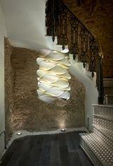 Lampade di design in legno : collezione LINK CHAIN