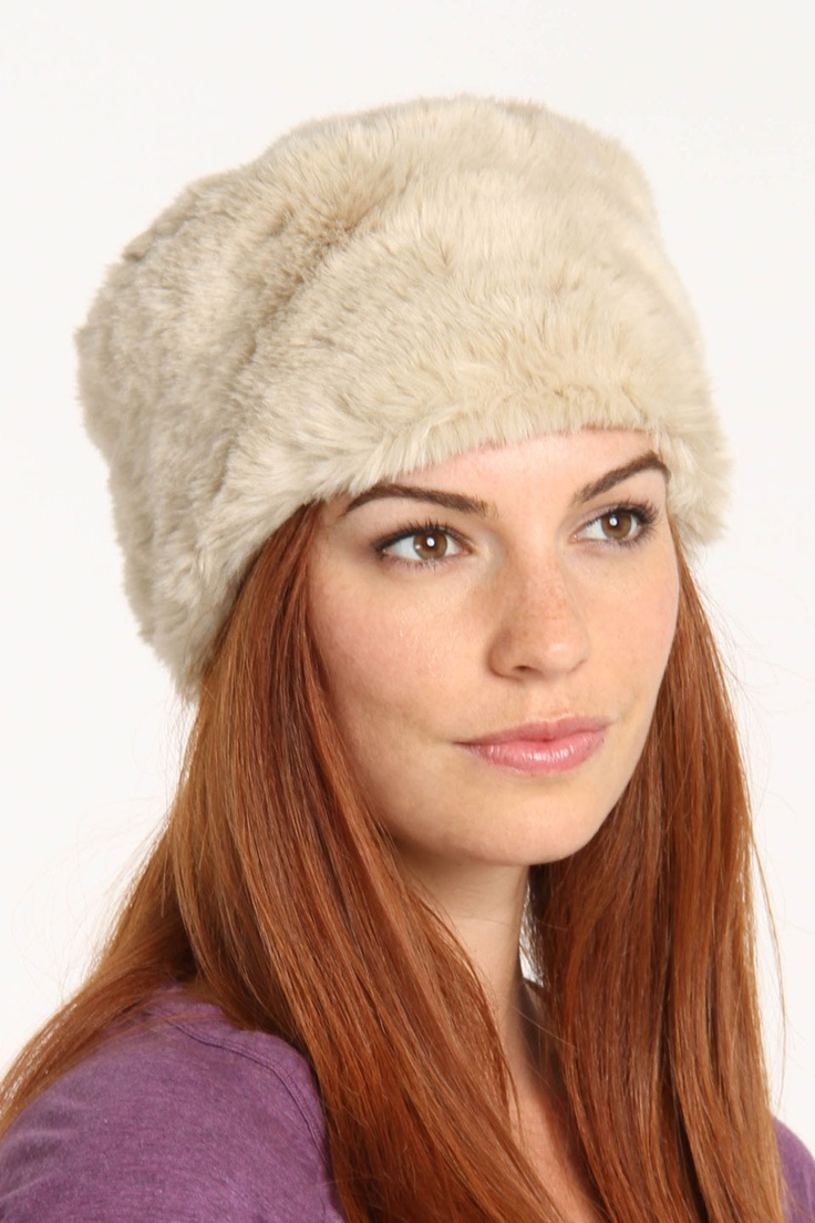 I want a Cream colored Russian Winter Hat this year.  via Beyond the Rack 10/8/12