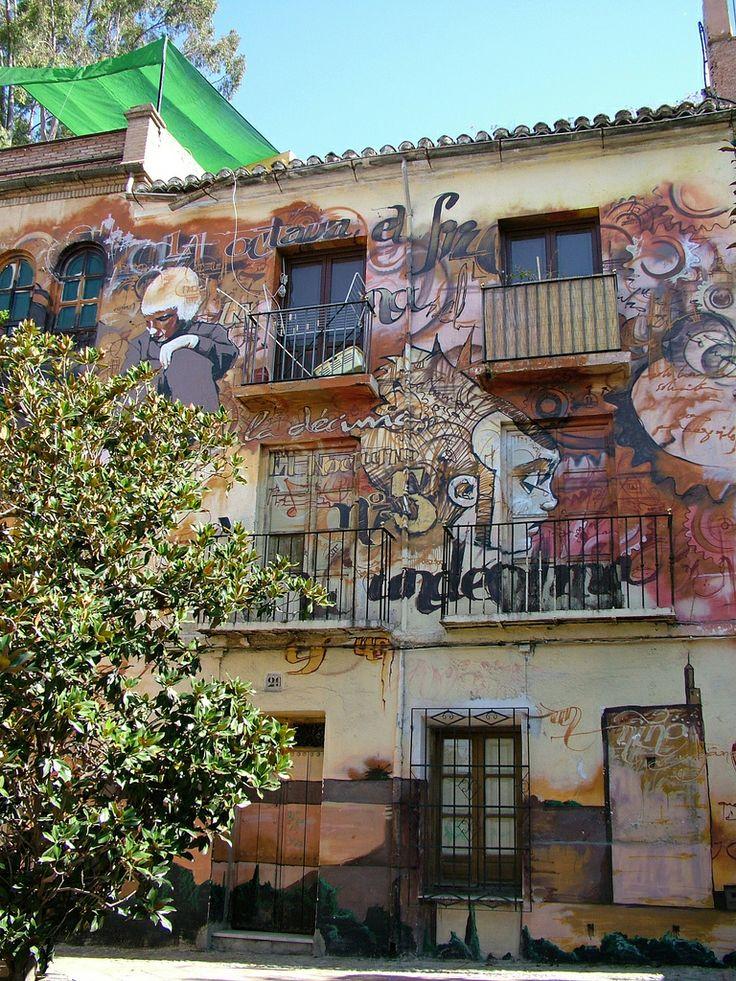 Granada Graffiti 2006