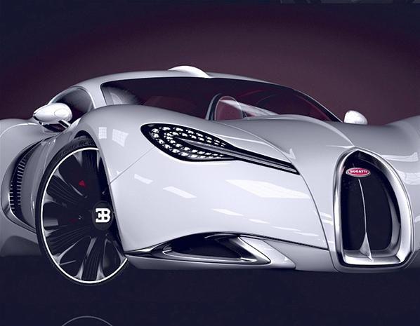 Who is Pawel Czyzeski? - Bugatti Gangloff Concept: the new Bugatti