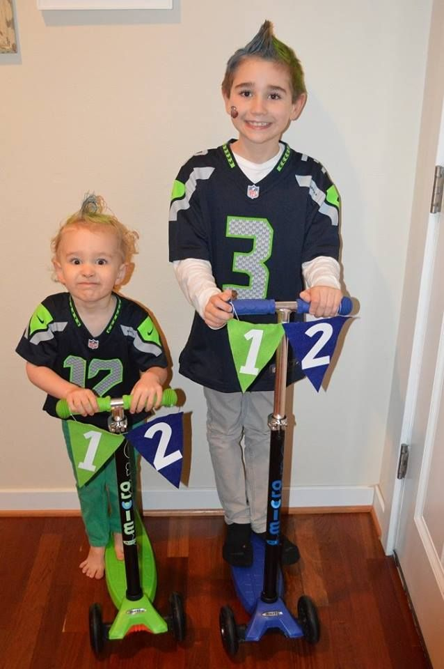 There's a Mini and Maxi for every occasion...even the Super Bowl!