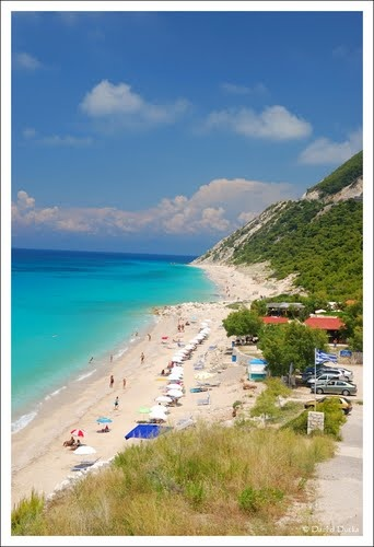 https://www.facebook.com/PoseidonHolidaysAndTours?ref=hl Pefkoulia Beach, Lefkada island, Ionion Sea, western Greece