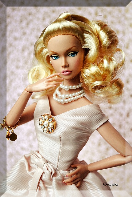 Poppy Parker I Love How You Love Me by daniela.markovna, via Flickr