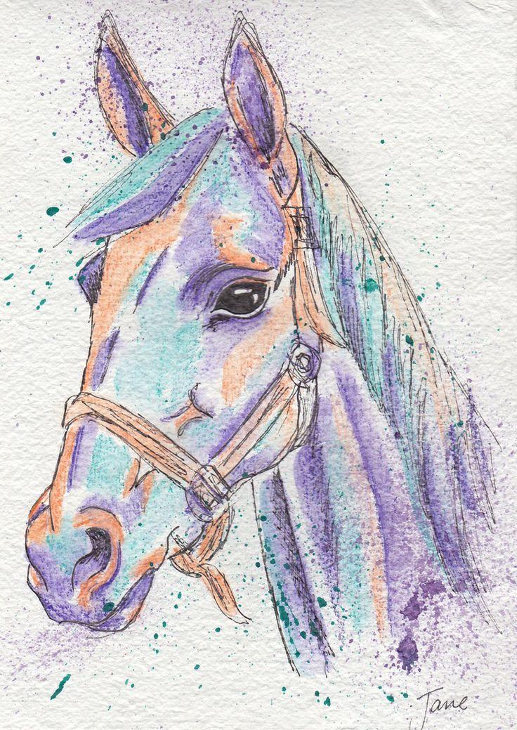 Horse By Jane Burton