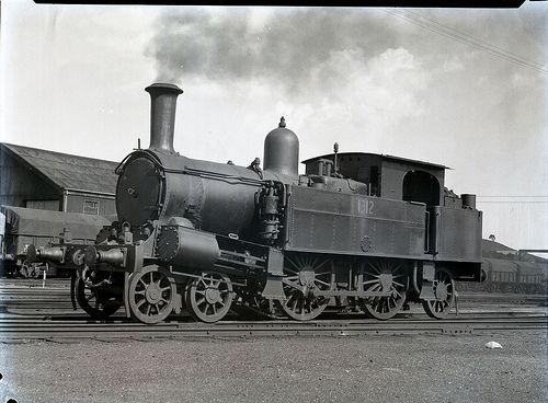 Steam locomotive 13 Class 1312, c1924, [NSW, n.d.] | Flickr