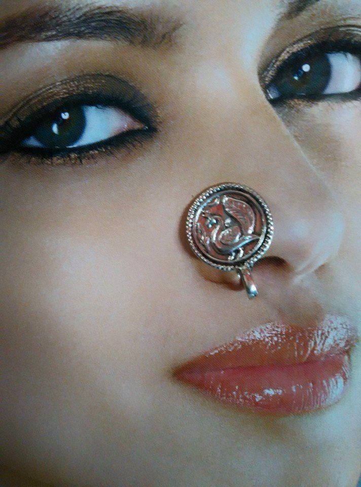 Mind-Blowing Nose Ring Design