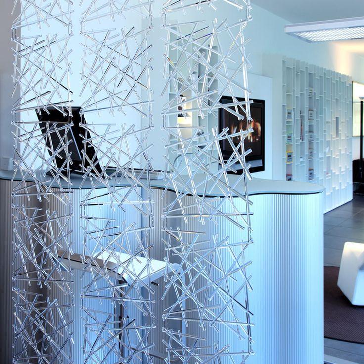 #design3000 Raumteiler Stixx – vielseitige Deko-Elemente mit viel Charme.