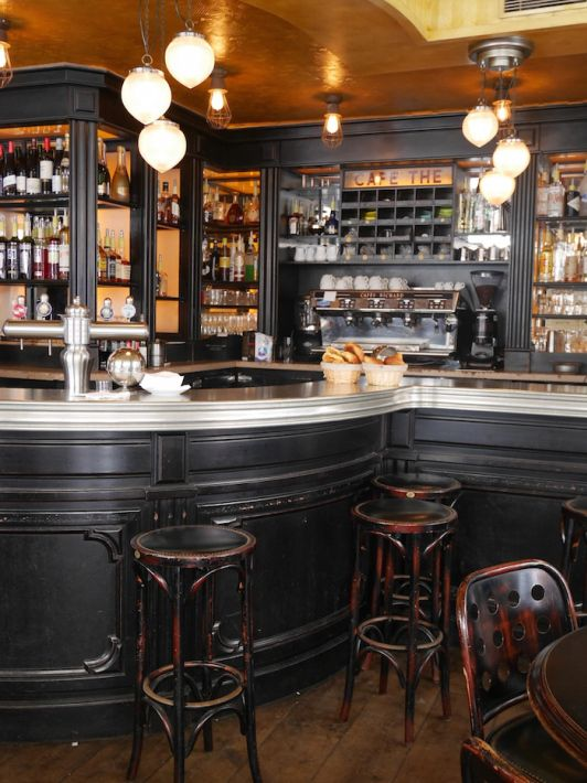 Cafe Charlot Le Marais Paris