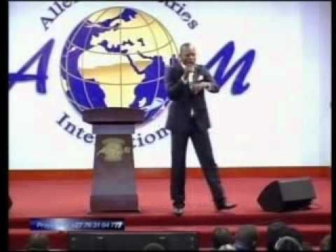 Jesus Heals a demon-possessed boy ~ Pastor Alph Lukau