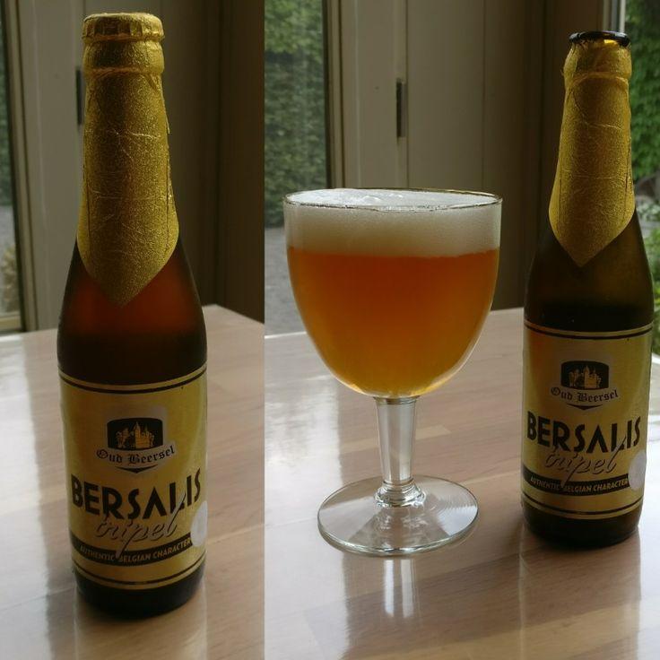 Bersalis tripel - blond - 9,5 Vol % Alc.  #blondbier #belgischebieren #belgiumbeer #belgium #belgiumbeers #genieten #triple #triplebeer #triplebeers #bersalis #bersalistripel #bersalis_tripel #oudbeersel #oudbeerselbrewery #oud_beersel #oud_beersel_brewery #bersalistriple #bersalis_triple #beerstagram #belgianbeer #be_at_design