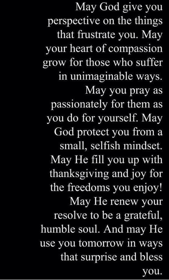 A gorgeous prayer ❤️