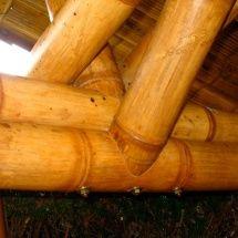 Uniones Bambú
