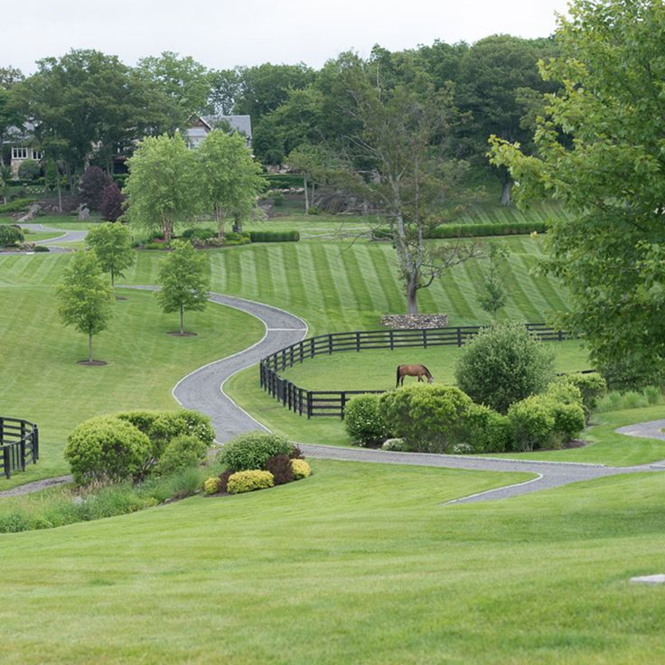Dream farm, anyone? We would love to go for a leisurely summer hack around this property!