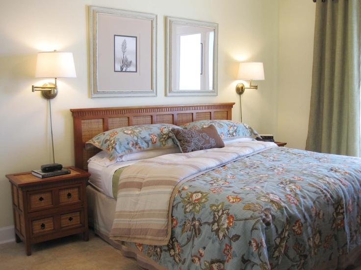 Unit P403 Master Bedroom