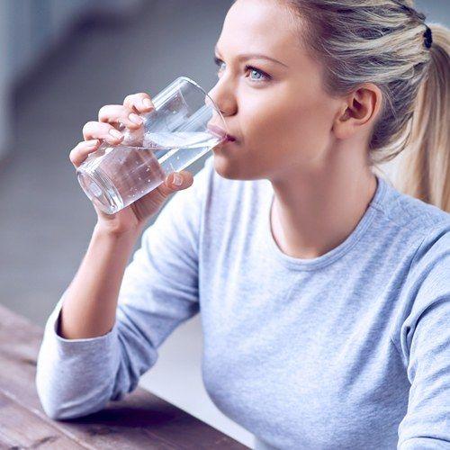 Abnehmtricks: Wasser trinken
