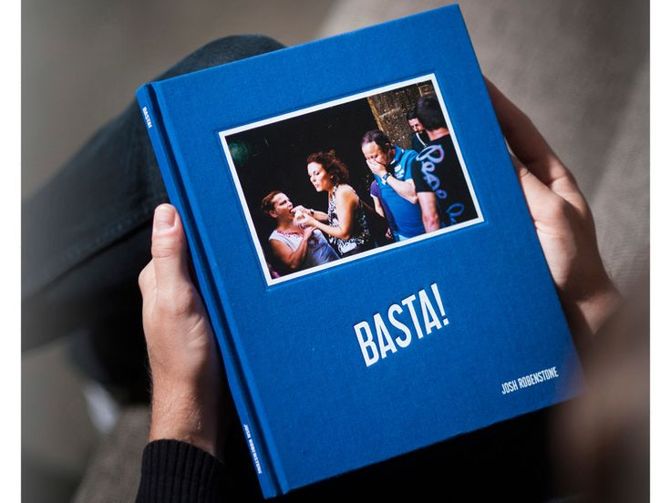 Josh Robenstone, Basta! - Never Now