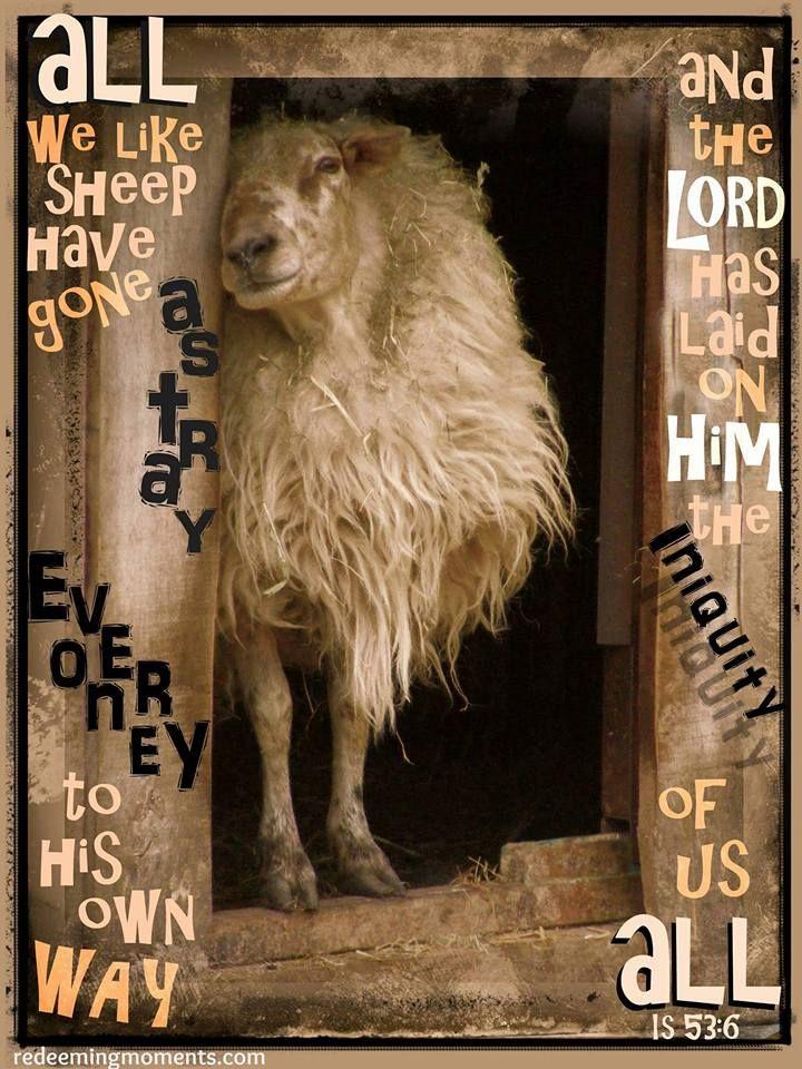 Isiah 53:6